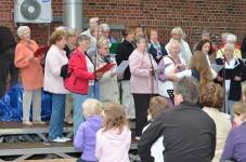 Auftritt des Seniorenchors