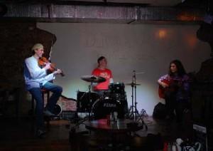 Das Evgeny Kryuchkov Trio (Foto: Privat)