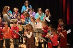Konzert der Sing-und-Musizier-AG