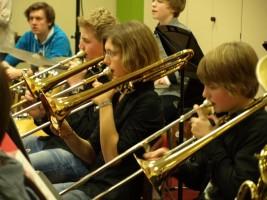 Telgter Musikschüler bei UniJAZZity